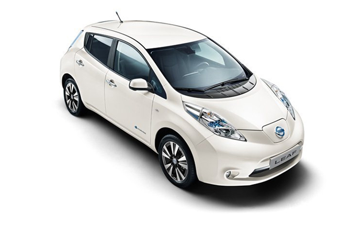 Nissan Leaf: the power of simplicity (1/2)