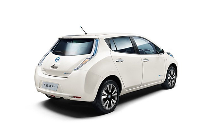 Nissan Leaf: the power of simplicity (2/2)