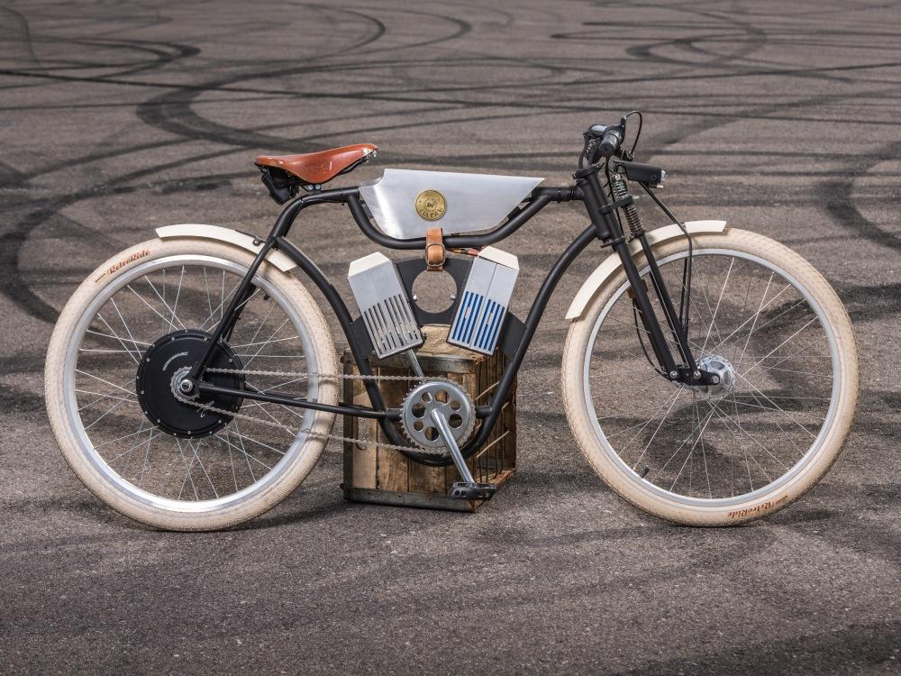 Local Motors Electric Cruiser: retro e-bike and more (1/2)