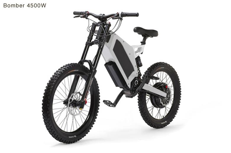 Stealth Electric Bikes - FIGHTER / BOMBER: e-bikes go wild (2/2)