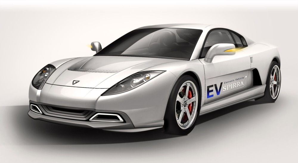 Oullim Motors Spirra EV: mistery of Korean EV sportscar (1/2)