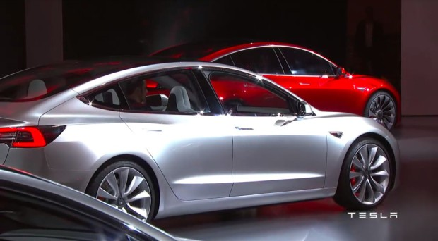 Tesla-Model-3-side