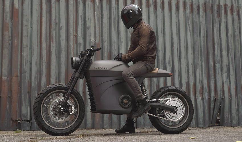 Tarform_electricMotorcycle