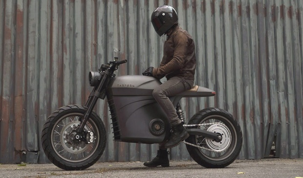 Tarform_electricMotorcycle